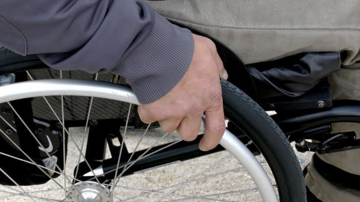 Disabled, but Spiritually Enabled