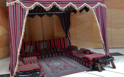 My Own Red Tent